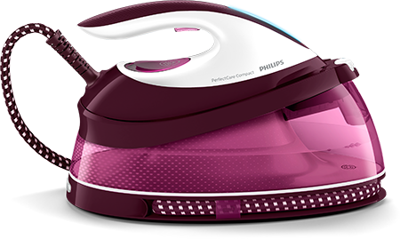 Philips PerfectCare Compact steam generator iron