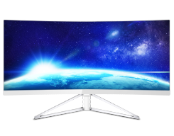 Curved UltraWide LCD display