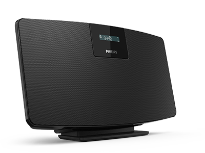 Philips M2505 flat, wall-mountable micro Hi-Fi system