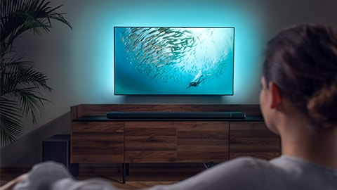 Philips soundbar Dolby Atmos