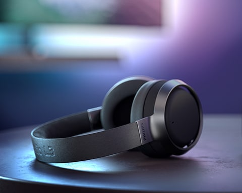 Philips Fidelio headphones and soundbars