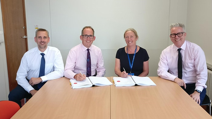 County Durham and Darlington NHS Foundation Trust and Philips Agree 14 Year Partnership to unlock potential in radiology and cardiology - News